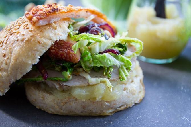 flaeskestegssandwich